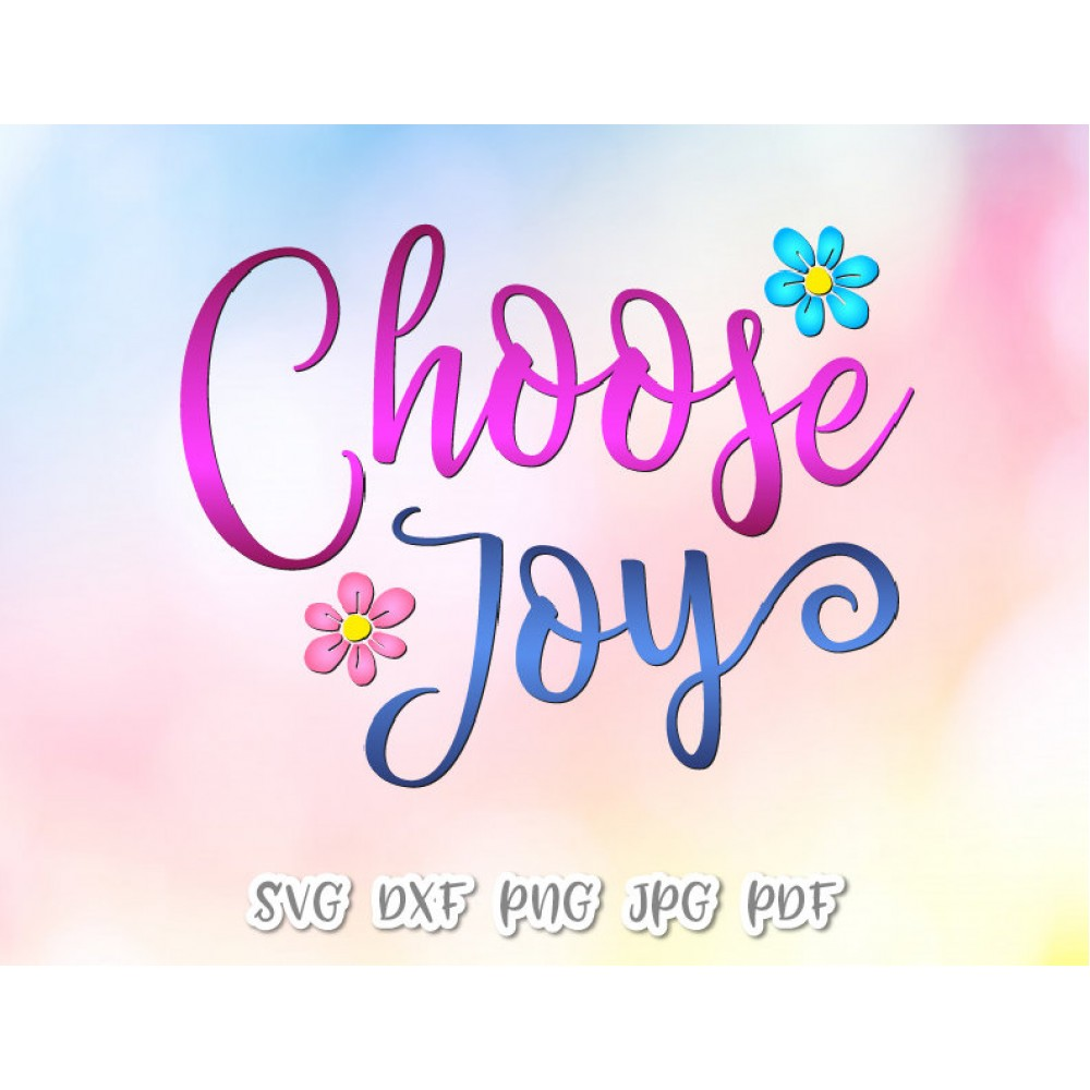 964+ Choose Joy Love Svg Crafter Files