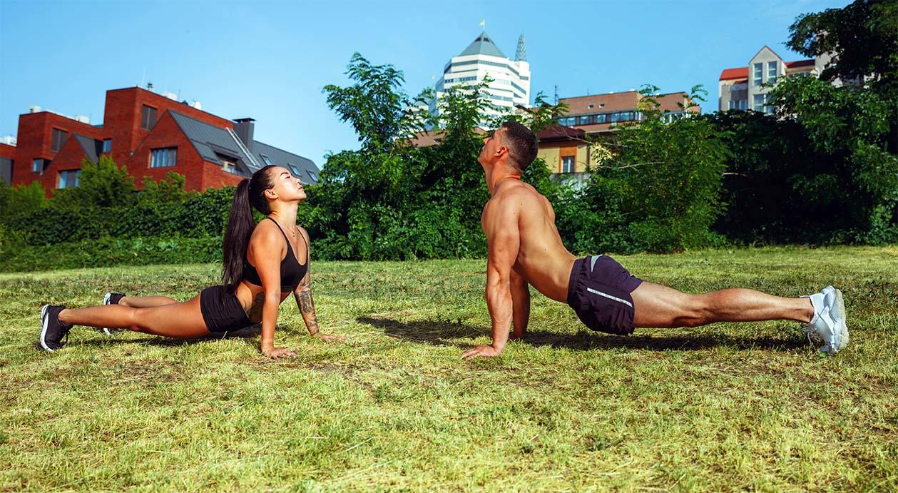 Sport for Life: Health and Self-Esteem